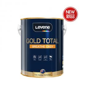 蓝蔚全优金质内墙乳胶漆 5L(Levene Gold Total Interior Paint 5L)